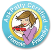 Female Frendly Certificate